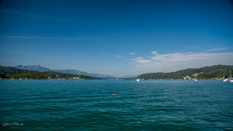 worthersee autriche