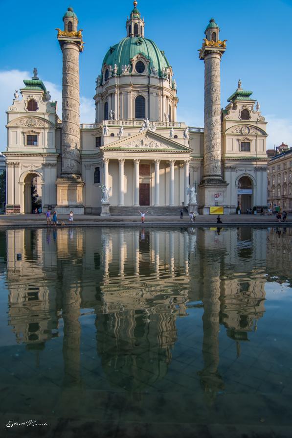 Karlskirche_bassin_vienne