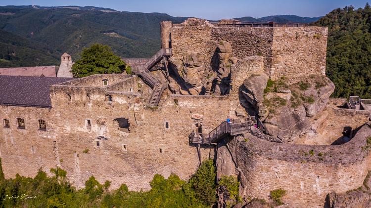 chateau aggstein autriche