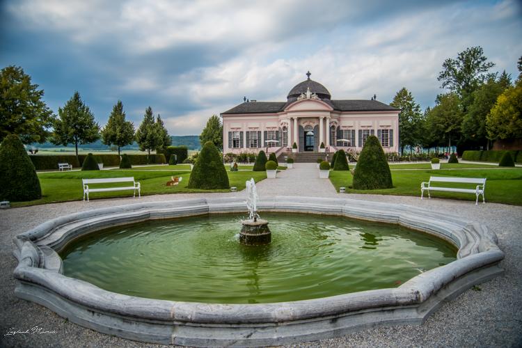 jardin abbaye de melk autriche
