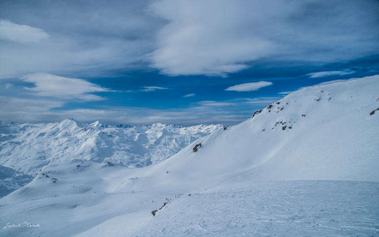 neige montagne alpes