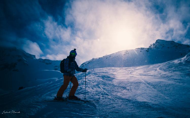 ski orelle alpes