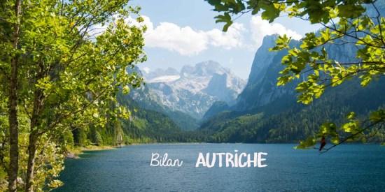 Bilan Autriche