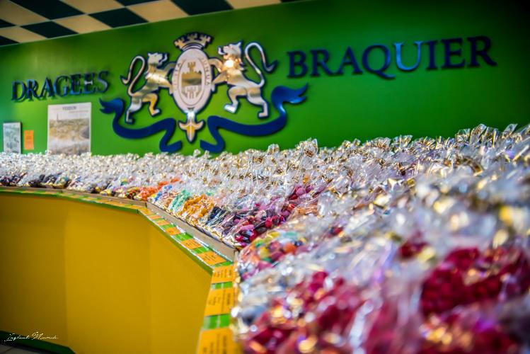 magasin usine dragées braquier verdun