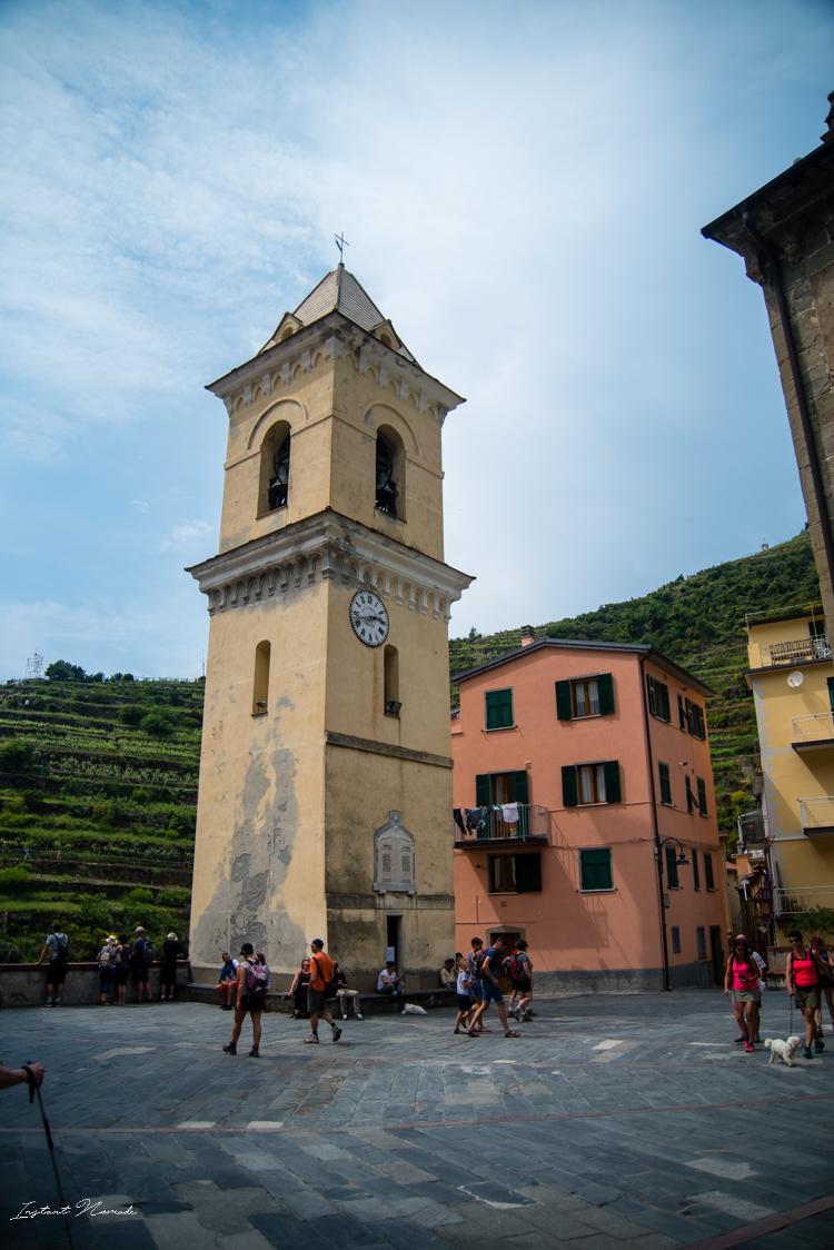 église village cinque terre