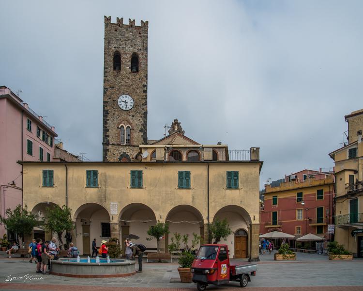 centre ville monterosso cinque terre
