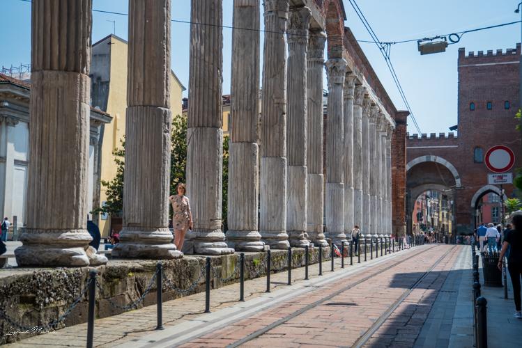 colonnes saint laurent milan