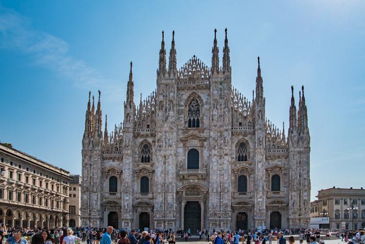 il duomo cathédrale milan