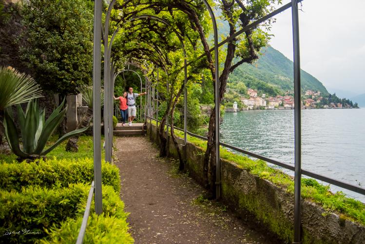 jardin botanique villa monastero italie