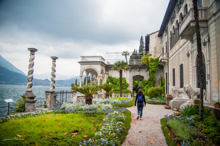 jardin villa monastero lac de come
