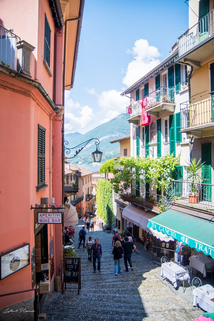 rue bellagio italie