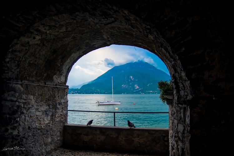 varenna italie