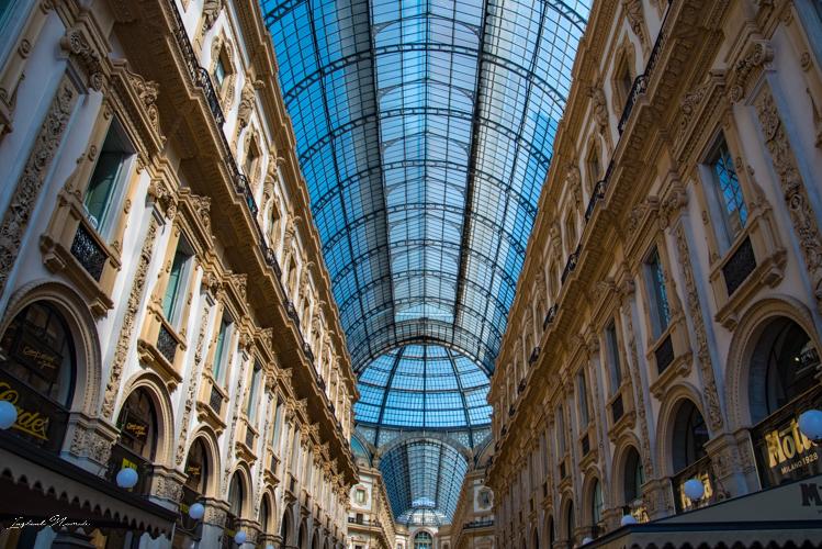 verrière galleria vittorio milan