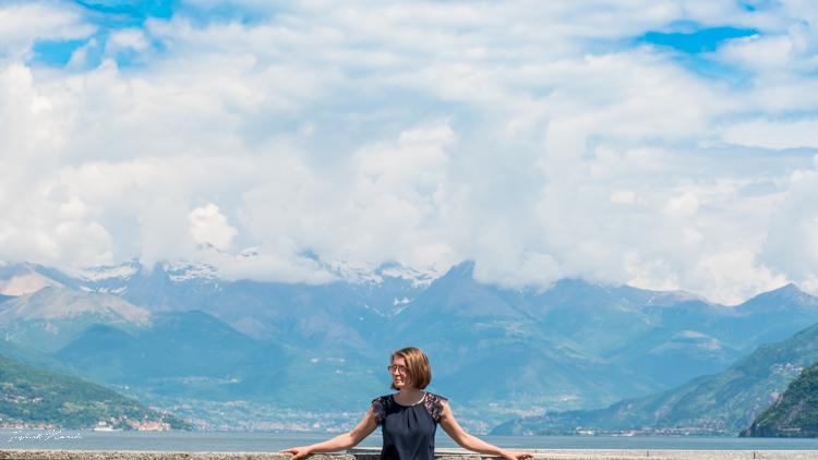 vue port bellagio lac de come
