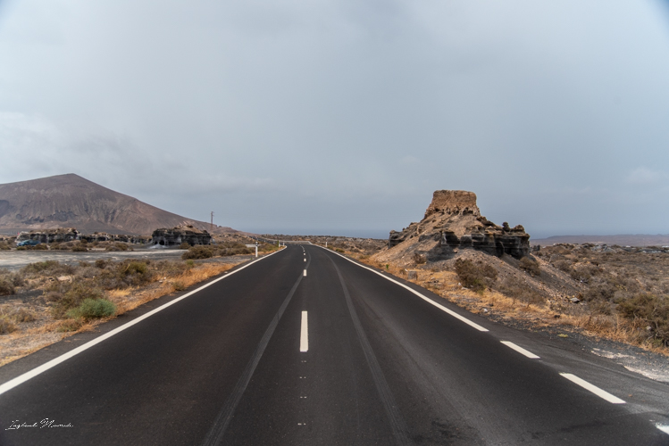 route pittoresque lanzarote