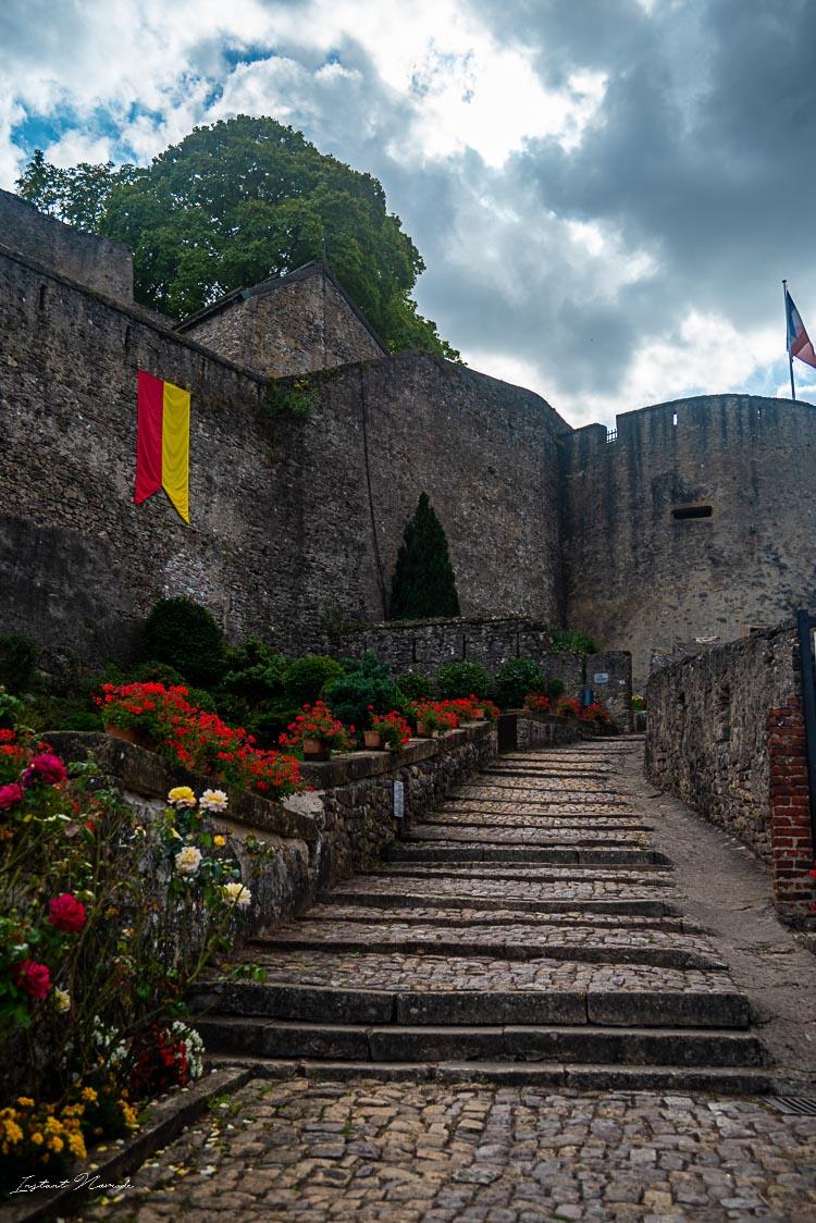 entrée chateau ducs de lorraine