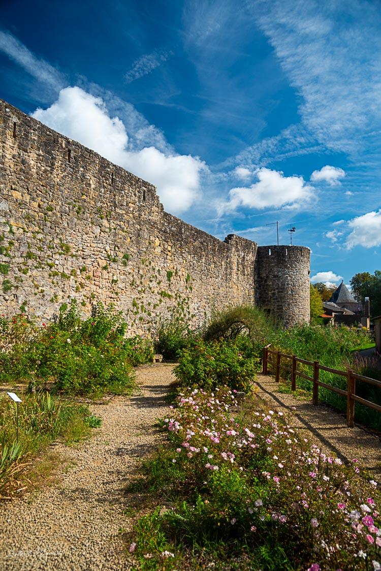 jardin medieval rodemack
