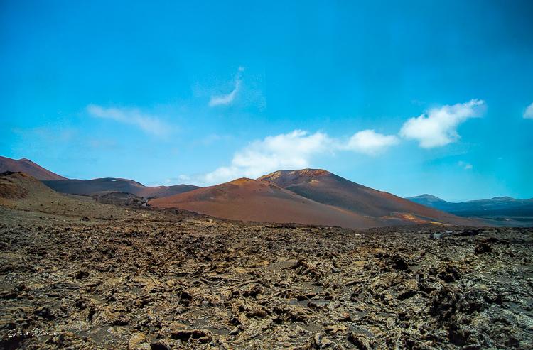 volcan timanfaya lanzarote
