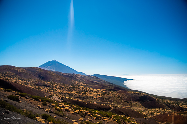 point de vue teide tenerife