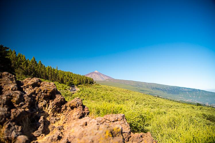 route panoramique teide