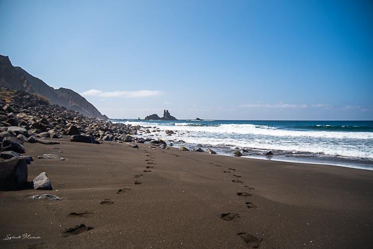 argamul plage seul gomera