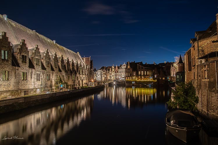 canal gand nuit