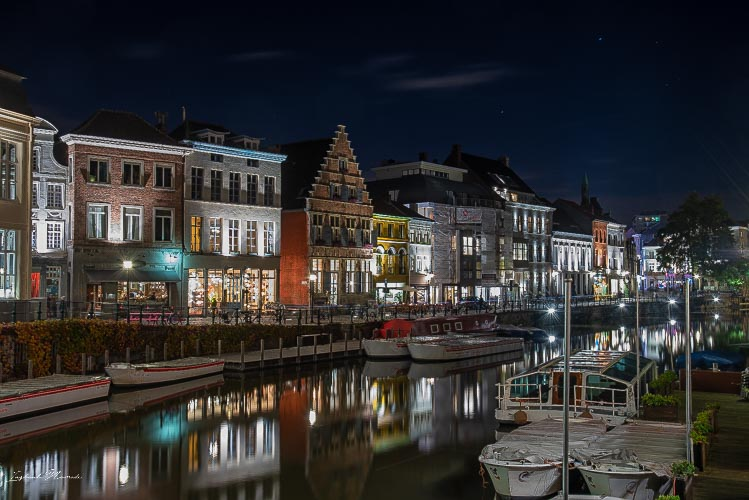 canal nuit gand