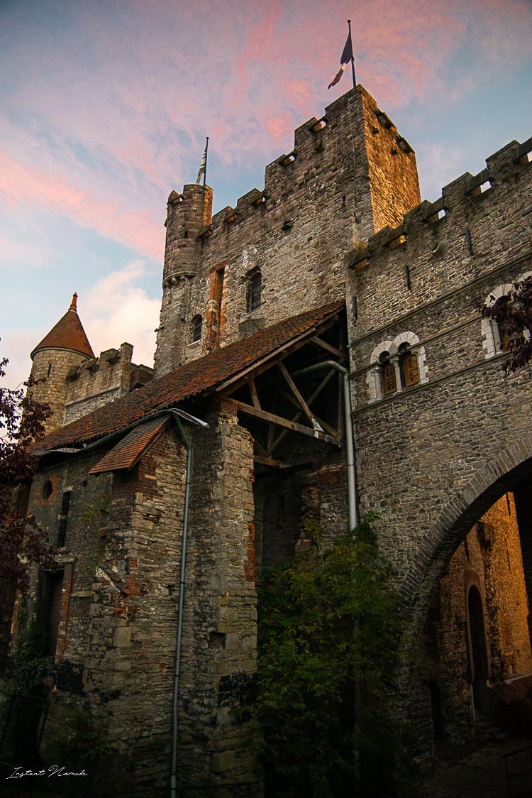 chateau des comtes de Flandres gand
