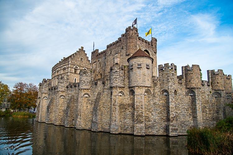 chateau des comtes de flandre