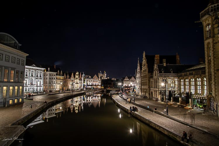 nuit canal gand