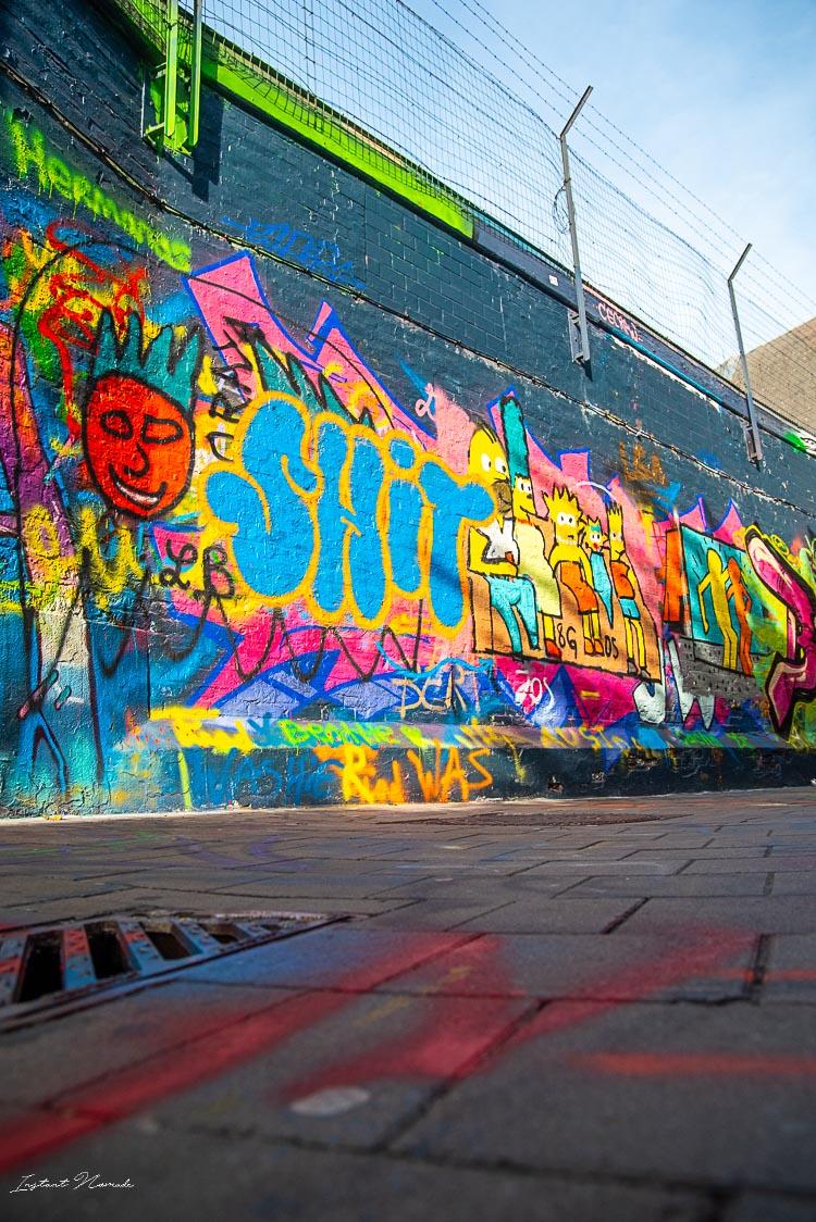 rue streetart gand