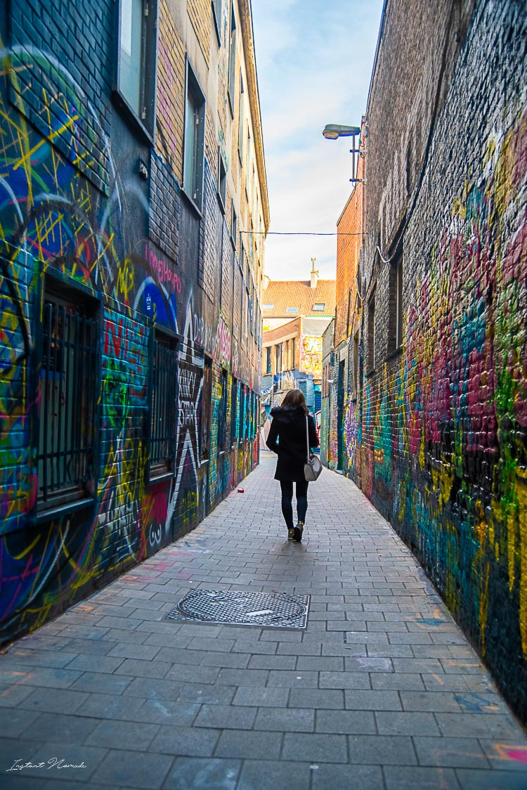 streetart gand rue