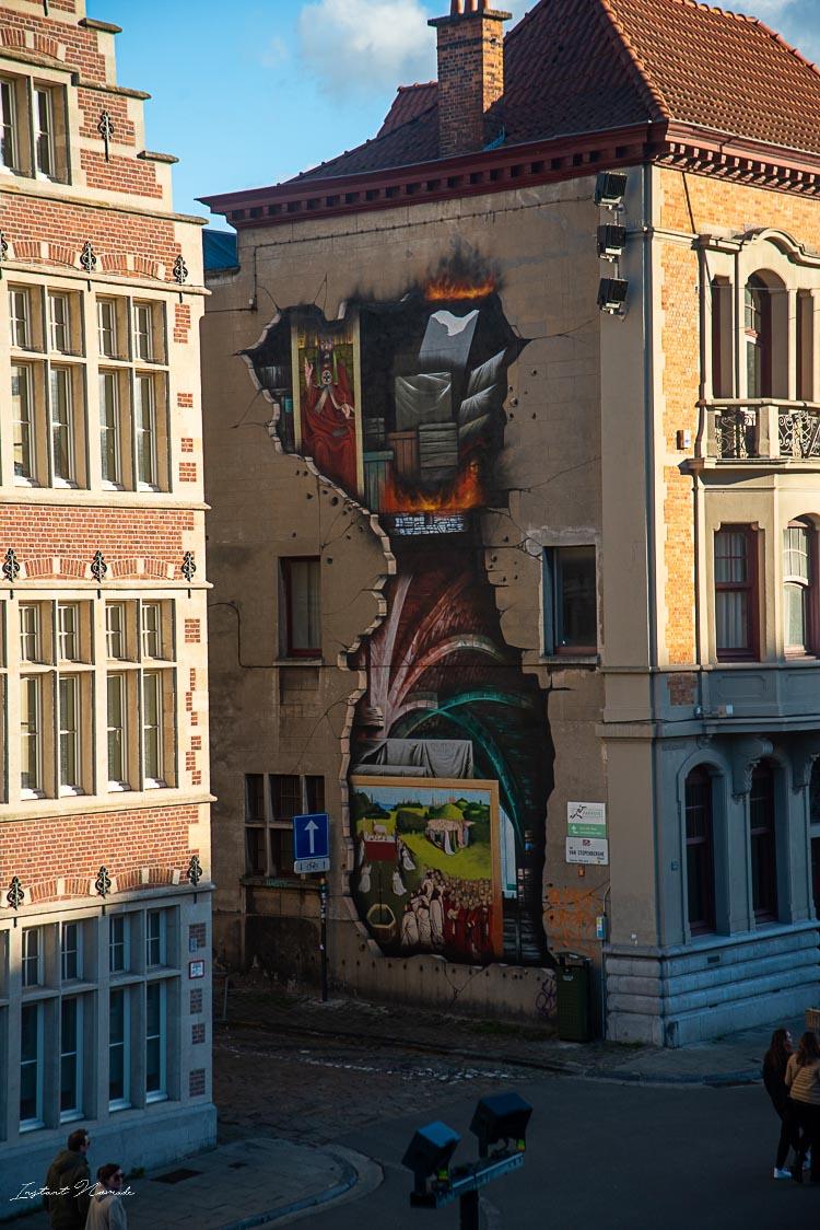 streetart gand