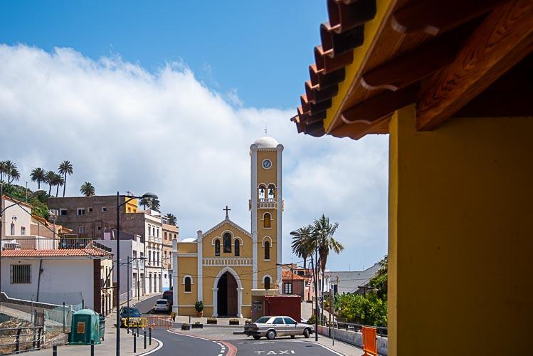 village hermigua gomera