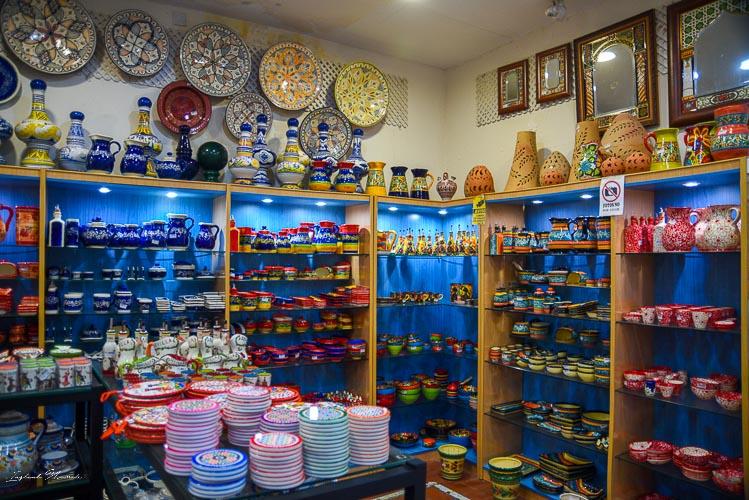 ceramique seville