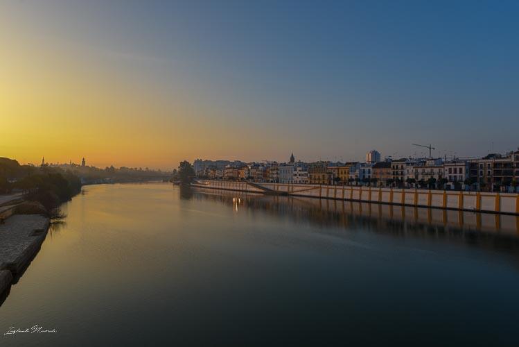 vue pont seville