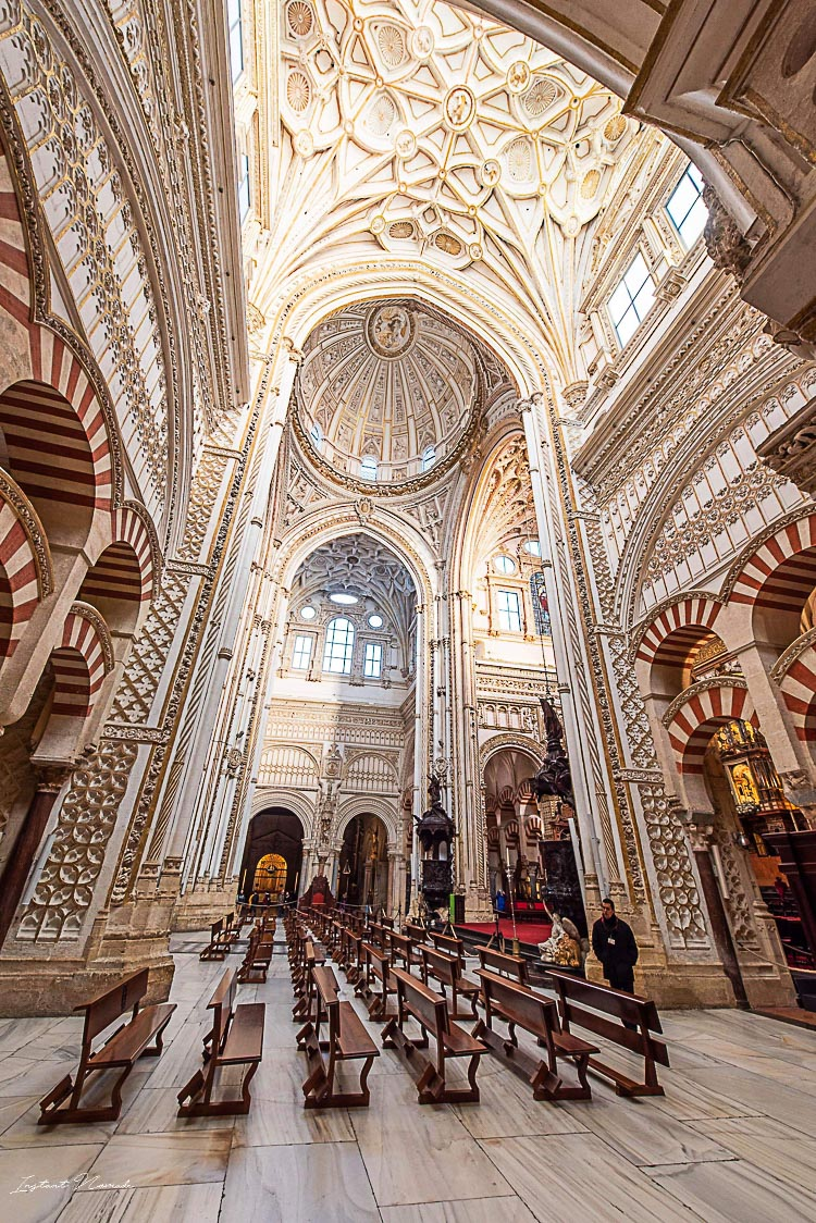 cathedrale mezquita cordoue