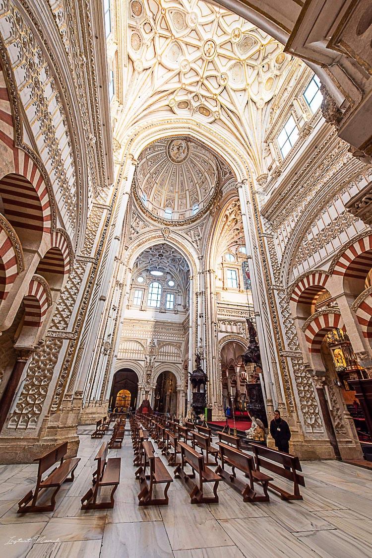 cathedrale mezquita cordoue