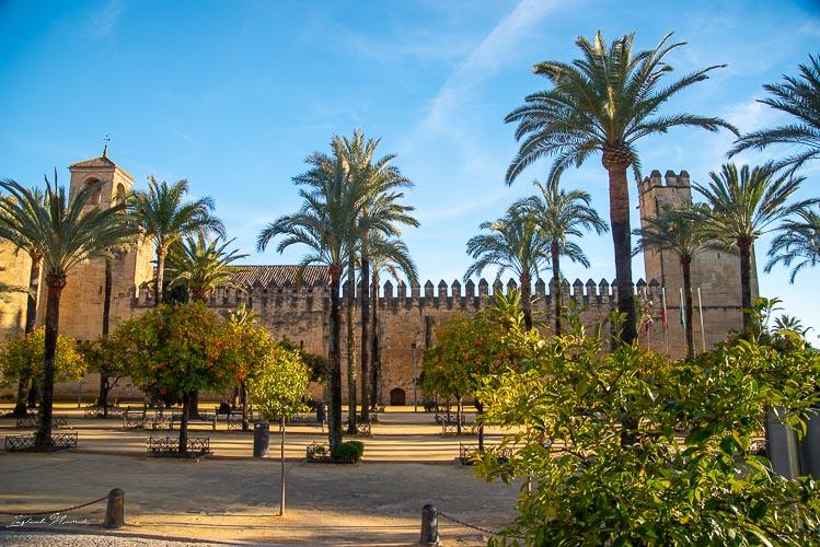 forteresse alcazar cordoue
