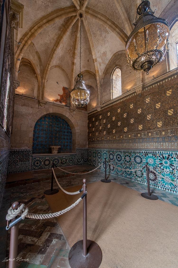 nef chapelle san bartholome cordoue