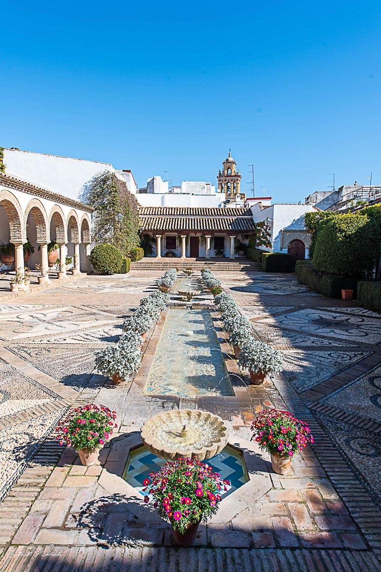 palais de viana cordoue