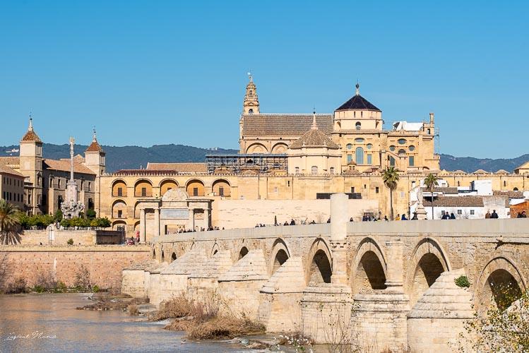 pont romain cordoue andalousie