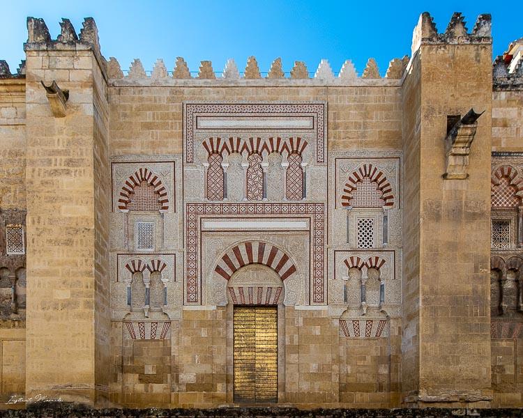 porte cathedrale cordoue