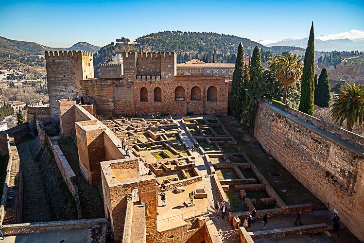 forteresse alhambra grenade