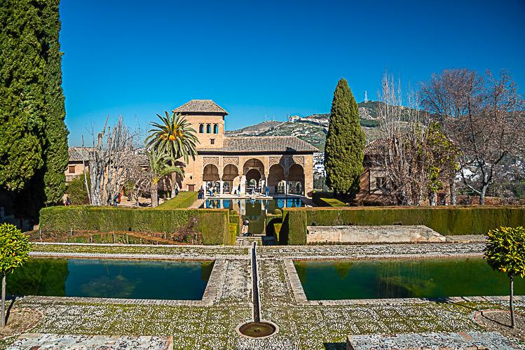 jardins du portal alhambra