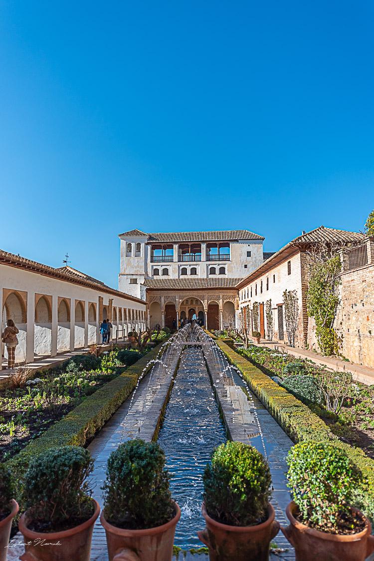 palais d'ete alhambra grenade
