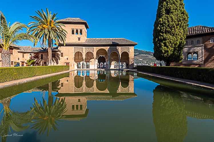 palais du portal alhambra