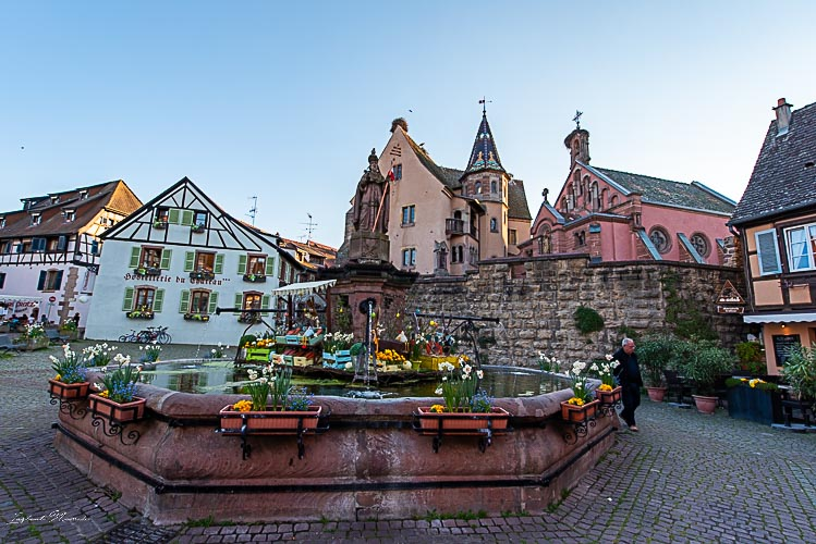 village eguisheim alsace