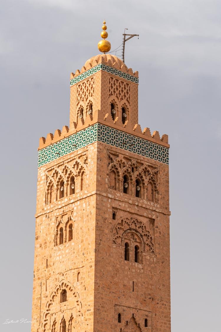 minaret koutoubia marrakech