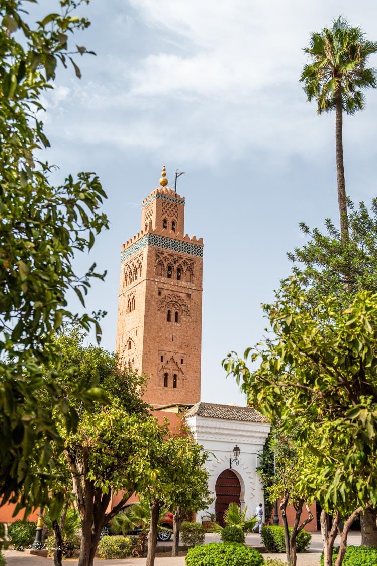 mosquée koutoubia marrakech